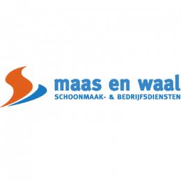 Groepslogo van Maas en Waal Schoonmaak- & Bedrijfsdiensten B.V.